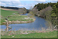 NY5222 : River Lowther by Rob Burke