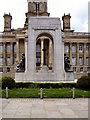 SD7109 : War Memorial by David Dixon