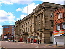 SD7109 : Bolton Main Post Office by David Dixon