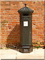 SY6790 : Dorchester: postbox № DT1 202, Poundbury by Chris Downer