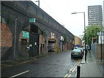 TQ3581 : Martha Street, London E1 by Stacey Harris
