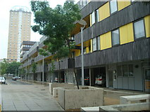 TQ3581 : New housing, Martha Street, London E1 by Stacey Harris