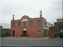 SE0724 : Jamia Masjid Ahl-E-Hadith - Hopwood Lane by Betty Longbottom