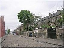 SE0724 : Wallace Street - Hopwood Lane by Betty Longbottom
