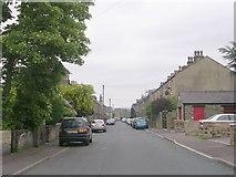 SE0724 : Pear Street - Hopwood Lane by Betty Longbottom