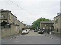 SE0724 : Vincent Street - Hopwood Lane by Betty Longbottom