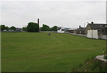 SE0724 : Kingston Cricket Club by Alan Longbottom