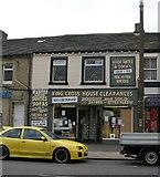 SE0724 : King Cross House Clearances - King Cross Road by Betty Longbottom