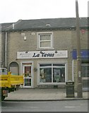 SE0724 : La Tavas Restaurant - King Cross Road by Betty Longbottom