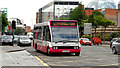 J3474 : Metro minibus, Belfast by Albert Bridge