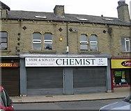 SE0724 : J Swire & Son Ltd Chemist - King Cross Road by Betty Longbottom