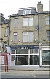 SE0824 : Saviles Hairdressers - King Cross Road by Betty Longbottom