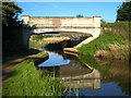 SO8957 : Bridge No.23 on the Worcester & Birmingham Canal by Rod Allday