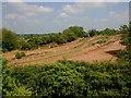 SP3775 : G & P Training Park Ltd, motocross track by David P Howard