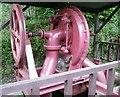 NU0701 : Netherton Turbine, Cragside, Cartington by Humphrey Bolton