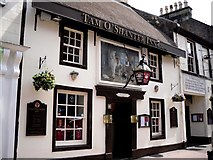 NS3321 : Tam O' Shanter Inn by Stevie Spiers