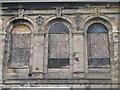 NZ2363 : The former St. Paul's Church School, Houston Street, NE4 - detail by Mike Quinn