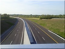 N9556 : M3 Motorway, Co Meath by C O'Flanagan