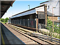TQ3468 : Disused platform at Norwood Junction by Stephen Craven