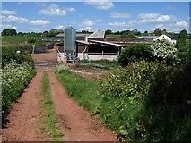 SS7401 : Appledore Farm by Derek Harper