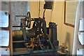 NU1825 : Bell mechanism inside Preston Tower by Nick Mutton