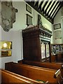 TQ4469 : St. Nicholas' Church, Chislehurst: entrance by Basher Eyre