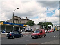 O1535 : Maxol Service Station, Phibsborough Road by Eric Jones