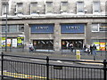 SJ3590 : Lewis's - side door in Ranelagh Street by John S Turner