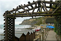 SZ5881 : Shanklin sea front by Graham Horn