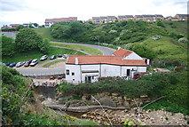 TA0390 : Old Scalby Mills by N Chadwick