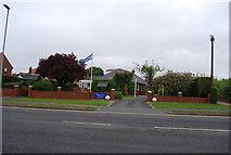 TA0390 : Register Office, Burniston Rd by N Chadwick