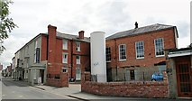 SO2956 : Burton Hotel, Kington by Philip Pankhurst