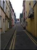 W7966 : Lower Midleton Street, Cobh by Mac McCarron