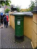 W7966 : Victorian postbox, Scott's Buildings, Cobh by Mac McCarron