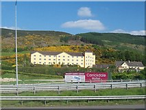 J0718 : The Carrickdale Hotel, Carrickcarnan by Eric Jones