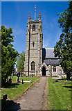 TL2702 : St. Thomas a Becket, Northaw by Martin Addison