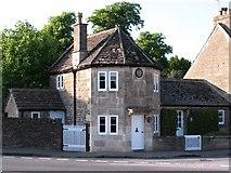 ST8080 : Pike Cottage, Acton Turville by Gordon Hatton