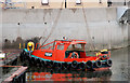 J3474 : Crane and Beaver boat, Belfast (2 of  6) by Albert Bridge