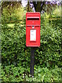 TM2368 : The Rectory Postbox by Adrian Cable