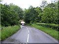 TM2368 : Church Road, Worlingworth by Geographer