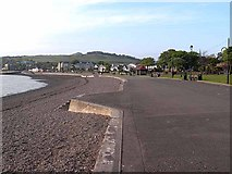 NS2059 : The Esplanade at Largs by Oliver Dixon