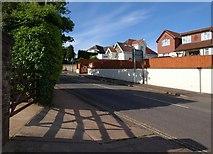 SX9065 : Barton Road, Torre by Derek Harper