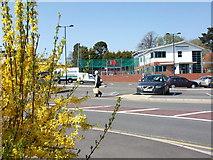 SP2871 : Youth & Community Centre, Abbey End, Kenilworth by John Brightley