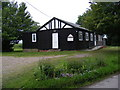 TM3075 : Cratfield Village Hall by Adrian Cable