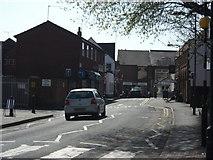 SP2871 : Station Road, Kenilworth by John Brightley