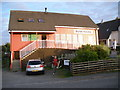 NG0186 : Am Bothan bunkhouse Leverburgh by John Ferguson