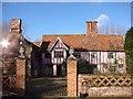 TM2078 : Monks Hall, Syleham, Suffolk by Adrian S Pye