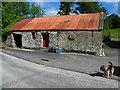 C2028 : Farm buildings, Garryport by Kenneth  Allen