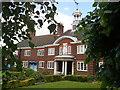 SK5539 : Albert Ball Memorial Homes by Andrew Abbott