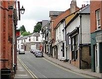 SO2956 : Church Street, Kington by Philip Pankhurst